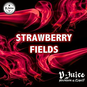 Strawberry Fields High VG Eliquid