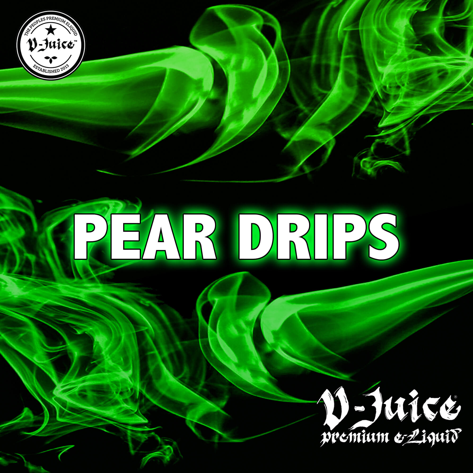 Pear Drips High VG Eliquid